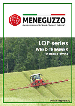 Meneguzzo LOP Weed Trimmer